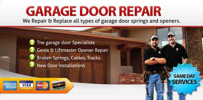 Garage Door Repair Hollywood FL